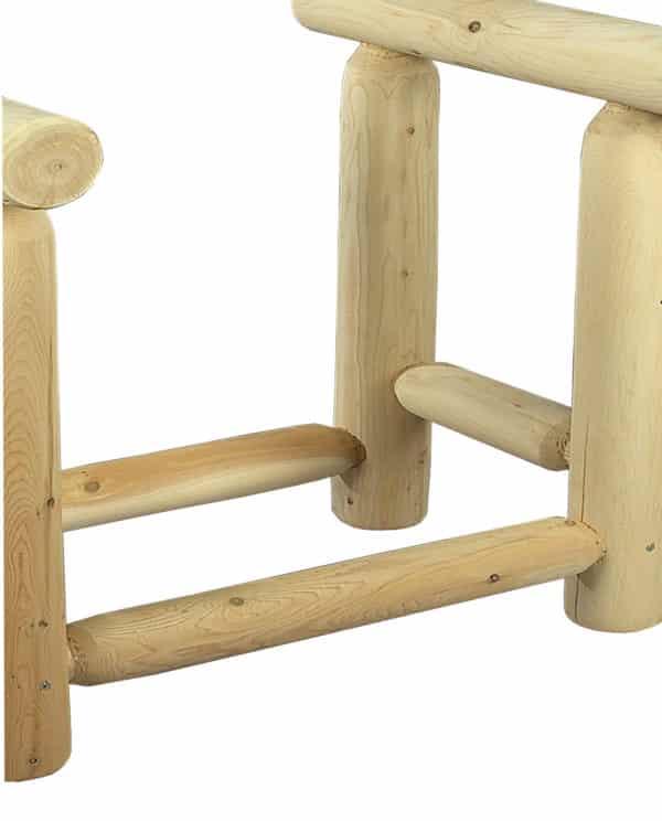 bûcher bois grand modèle