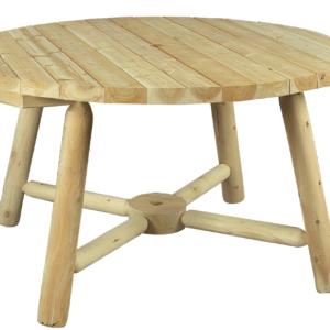 petit banc en bois de c dre blanc c dre et rondins. Black Bedroom Furniture Sets. Home Design Ideas