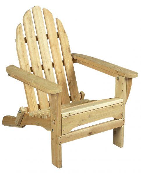fauteuil pliant adirondack