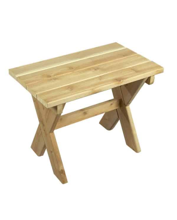 table basse adirondack