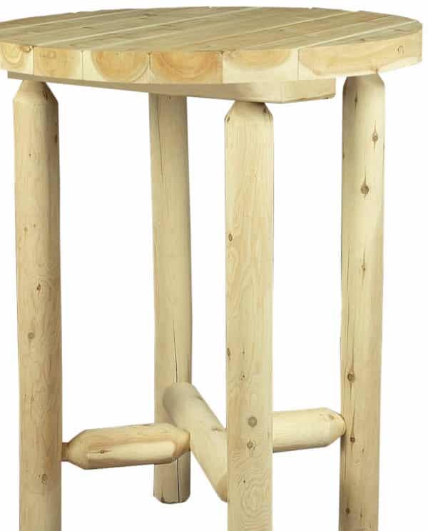 mange debout en bois grand modèle