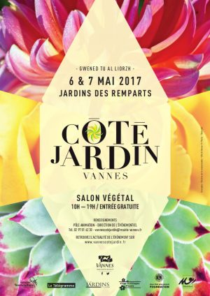 fête des plantes côté jardin à vannes mai 2017