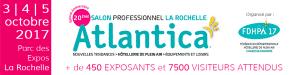 salon atlantica 2017 la rochelle du 3 au 5 octobre 2017
