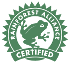 logo rainforest alliance
