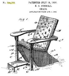 chaise adirondack westport chair