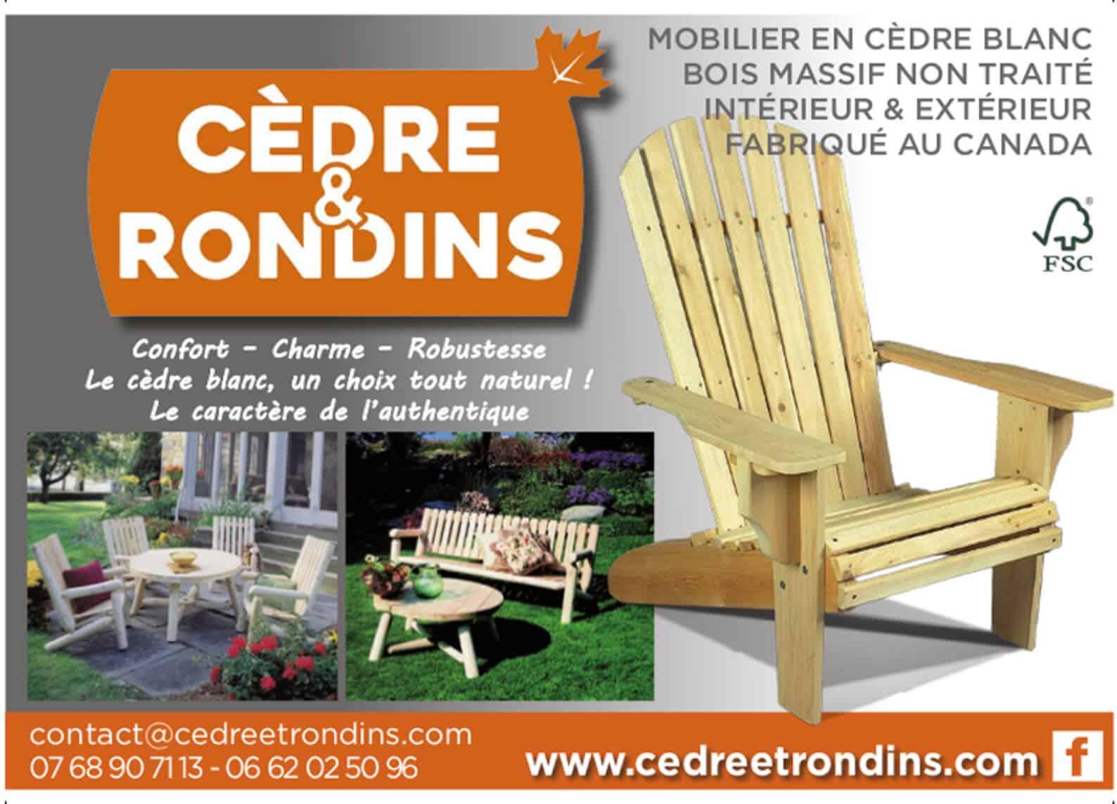la presse en parle archives page 2 sur 4 c dre rondins. Black Bedroom Furniture Sets. Home Design Ideas
