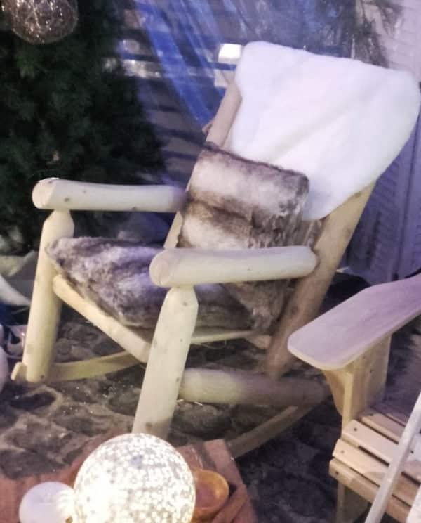 chaise a bascule B5AKD