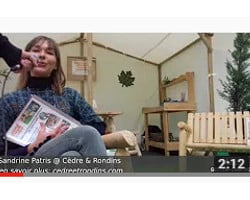 Interview Cèdre & Rondins par gestion-camping