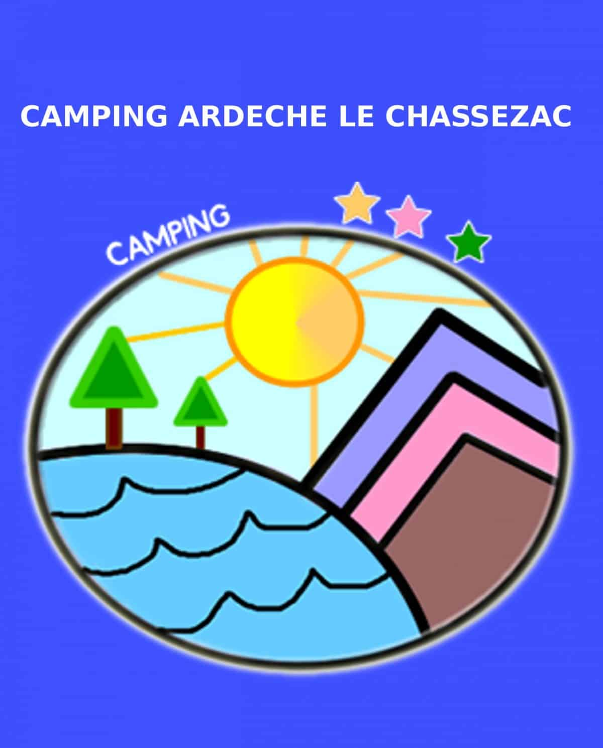 Camping Le Chassezac à Sampzon – 3***