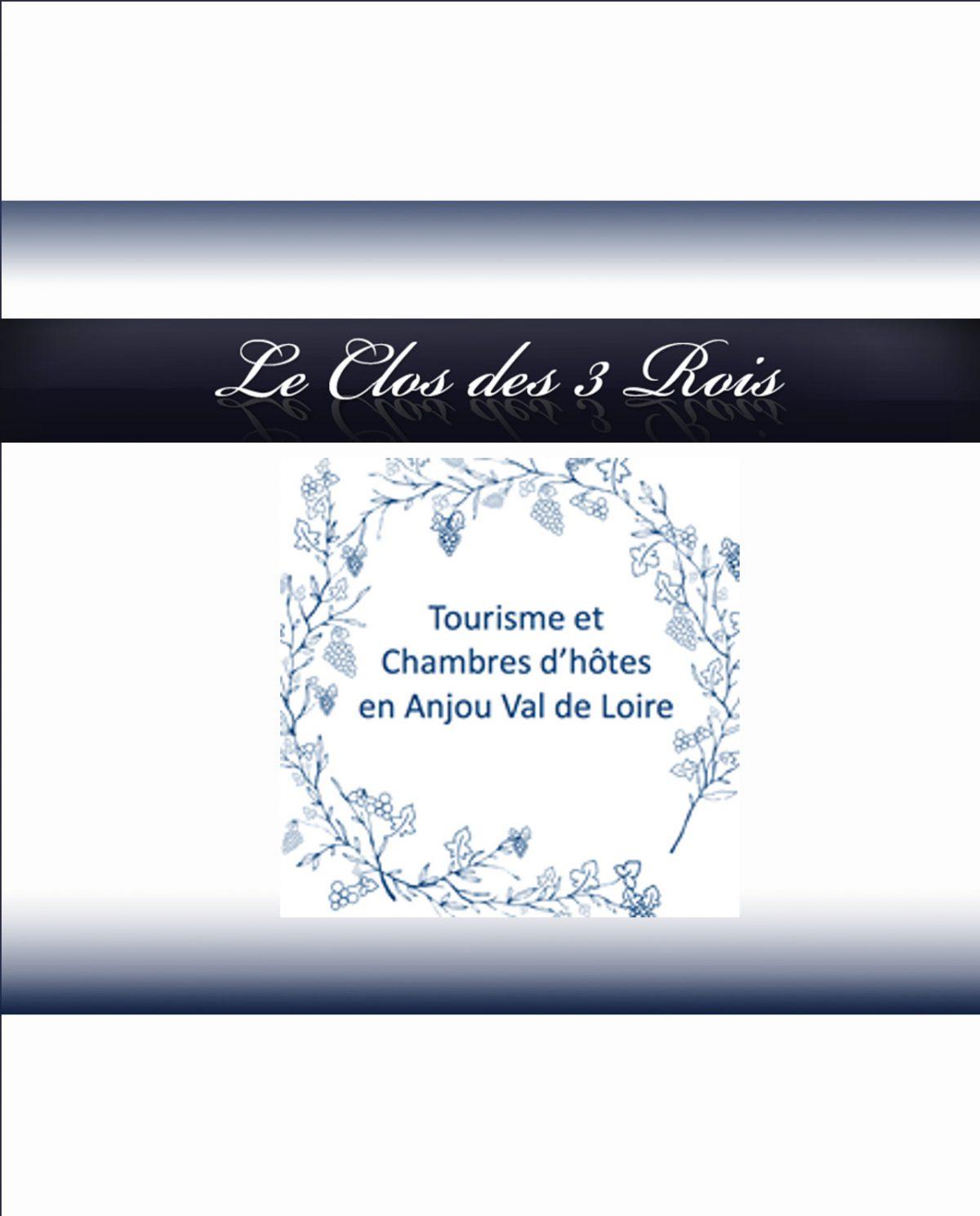 Le Clos des 3 rois à Bellevigne-en-Layon