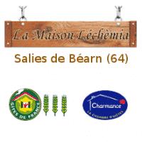 livraison gratuite mobilier de jardin en bois cedre et With maison d h tes l ch mia salies de b arn