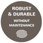 robust durable without maintenance