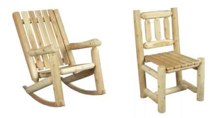 meubles bois naturel