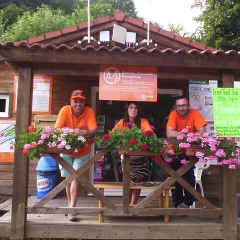 Camping du Parc de la Fecht *** – Haut Rhin – Alsace