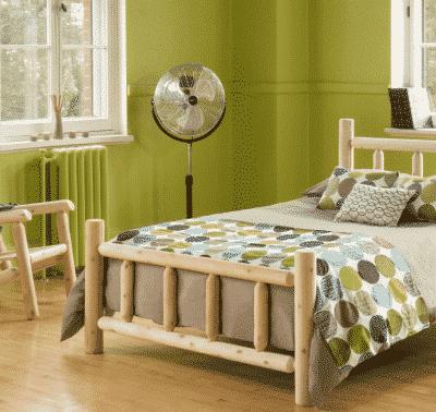 Choisir un lit en bois massif