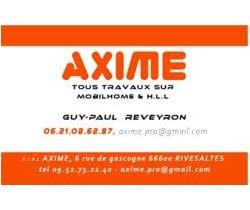 AXIME.PRO – Notre agent commercial à votre écoute