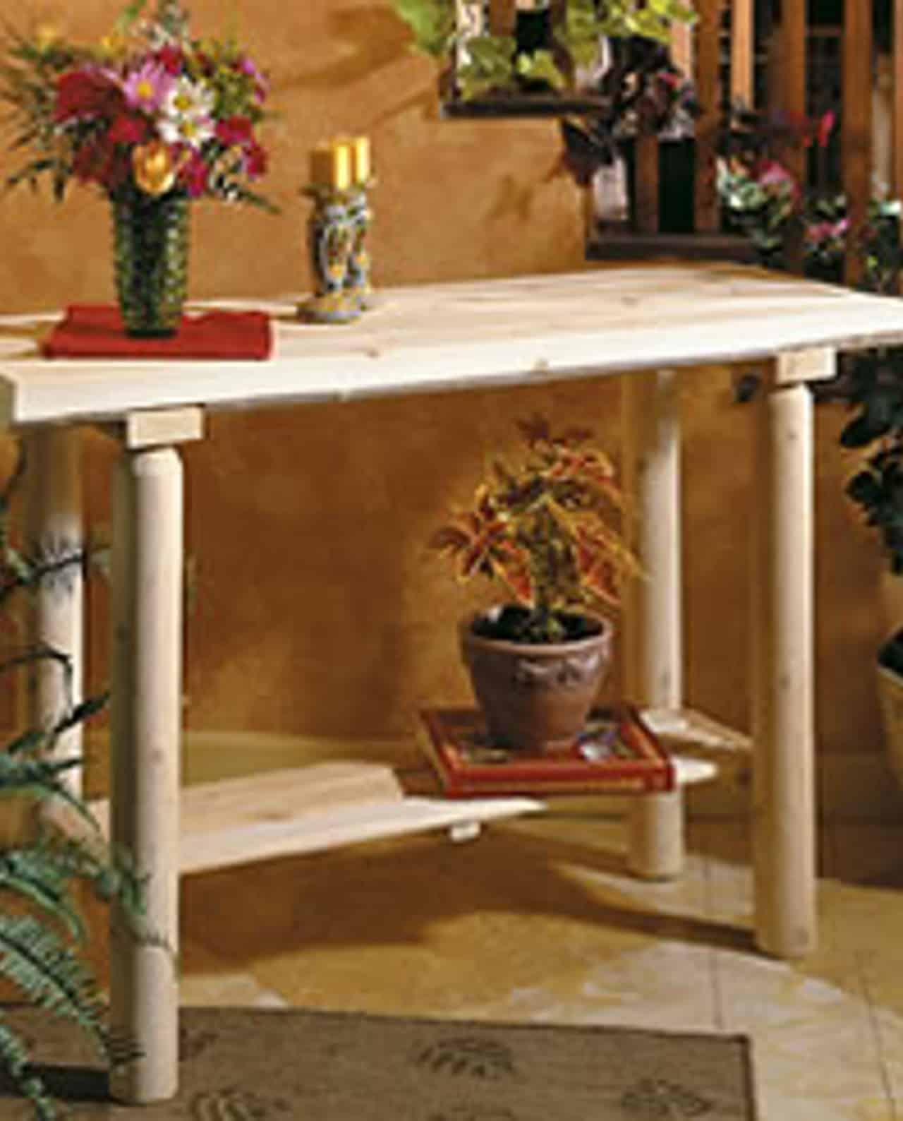 Table-console-en-bois-Cèdre-Rondins-site