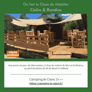 camping le cians beuil alpes maritime