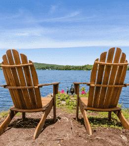Fauteuil Adirondack | Chaise Muskoka | Comment choisir le bon modèle ?