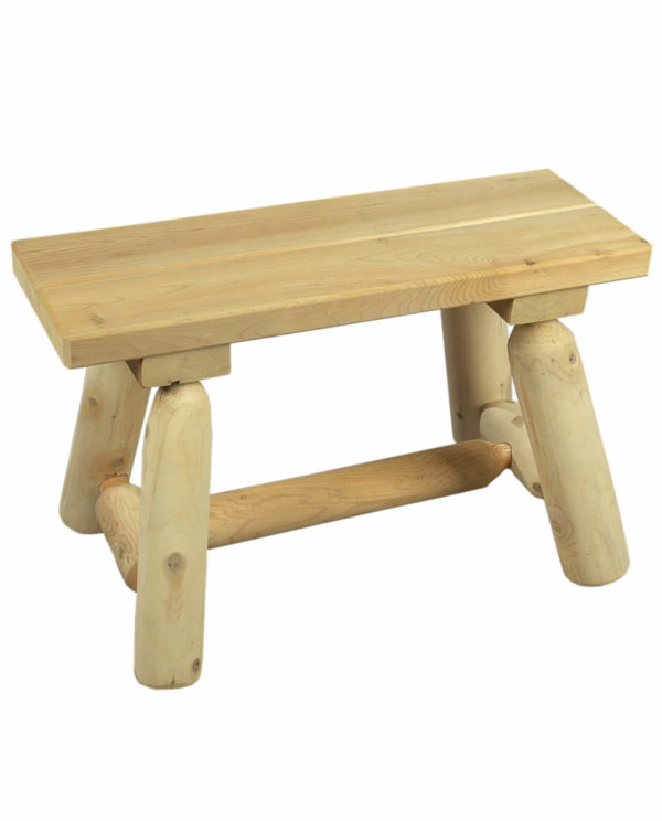petit banc en bois B19A