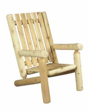 fauteuil bois dossier haut B4AKD