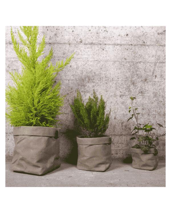 cache pot jardinage plantb
