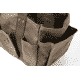 sac toile avec poches